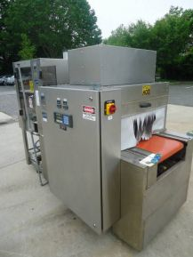 Api DURATECH 2000, FULLY AUTOMATIC STAINLESS STEEL SHRINK FILM BUNDLER,