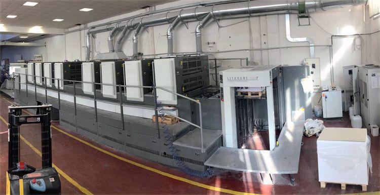 Komori LS 840 P 72x103 cm