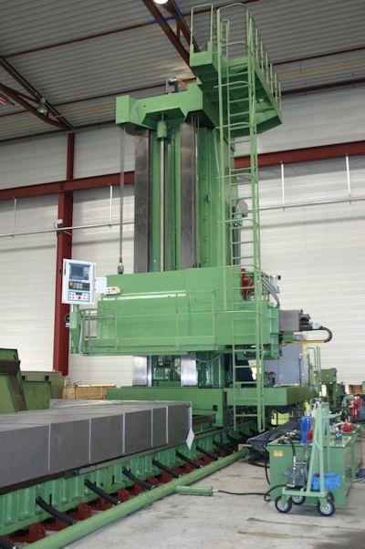 Titan AFP 200 - CNC  1200 rpm