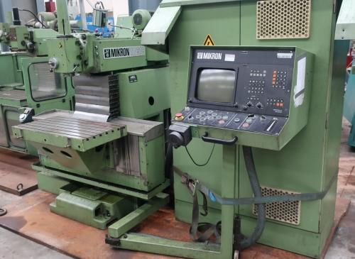 Mazak FH 880 PMC CNC brand:  M PLus 4 Axis