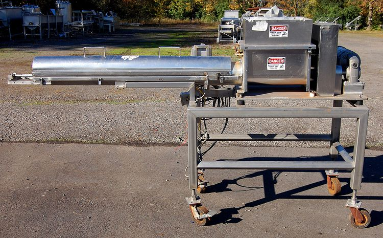 Other AUGER FEEDER / DRY SOLIDS FEED CONVEYOR