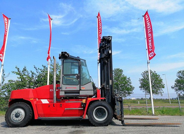 Kalmar DCE 150-12 15000 kg