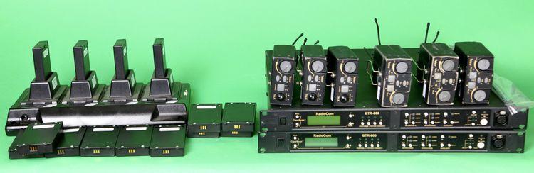Radiocom BTR800 .TR800 and TR825