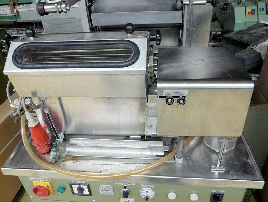Benz LJ350, Laboratory Jigger