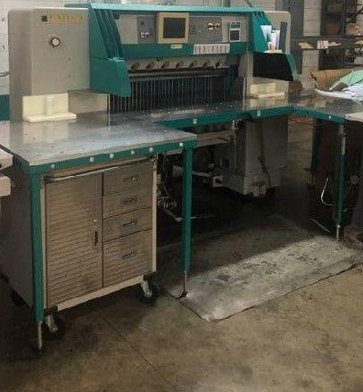 Perfecta 132 TVC, Cutting System