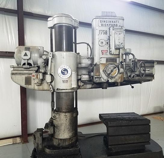 Cincinnati Bickford Super Service 1500 rpm