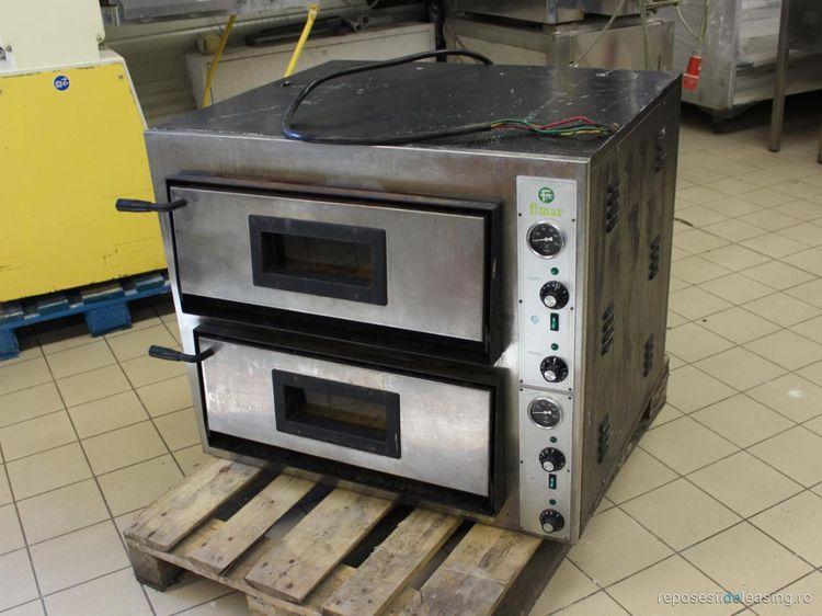 Fimar FME 4+4 electric pizza, bread ovens