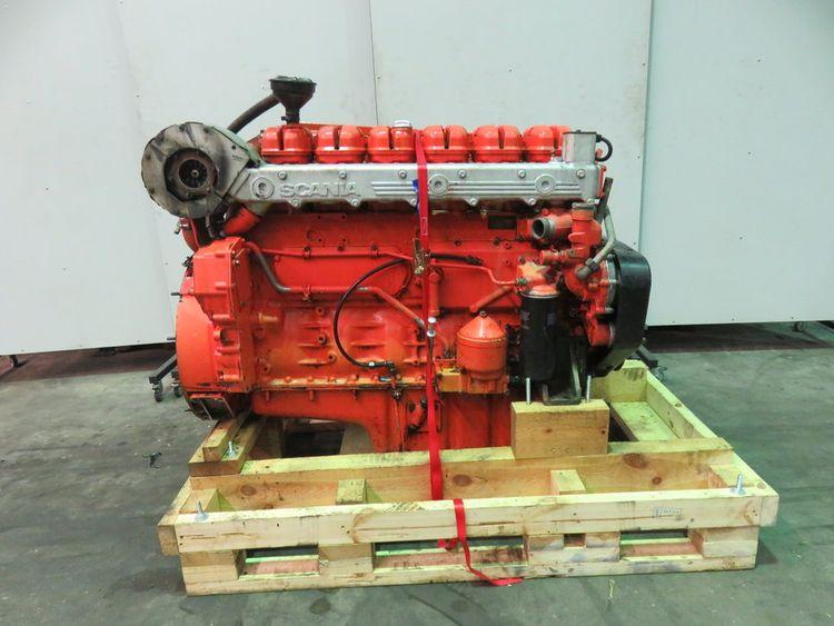Scania DI12-41 M02E IMO Marine Engines
