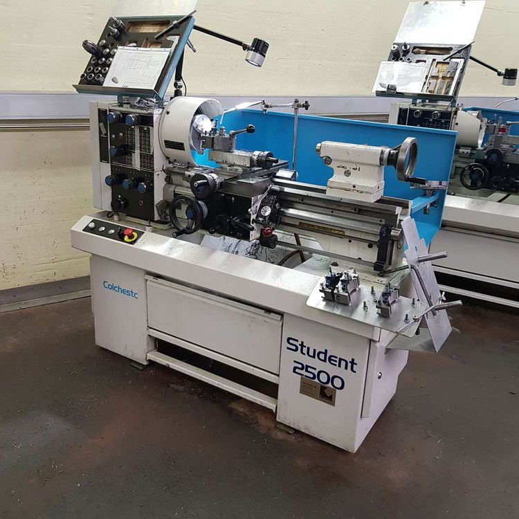 Colchester Engine Lathe Variable STUDENT 2500