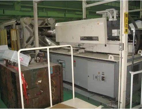 JSW Injection Molding Machine 450 ton