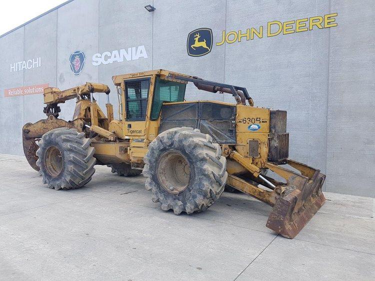 Tigercat 630B Skidders