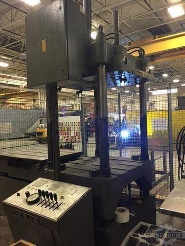 Reis Presses, Die Tryout & Spotting TUS-90 40 Ton