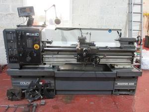 Colchester Gap Bed Lathe 3250 rpm Master 3250 Vari-Speed