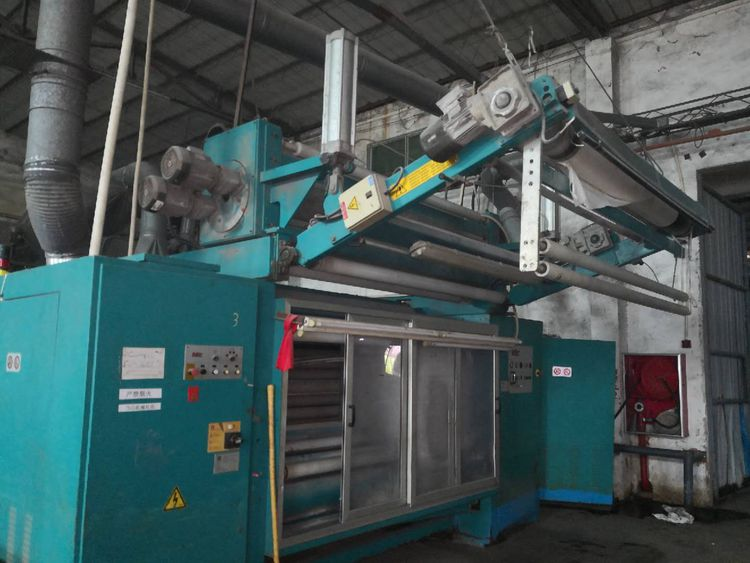 Lafer Microsand 200 Cm Raising Machine