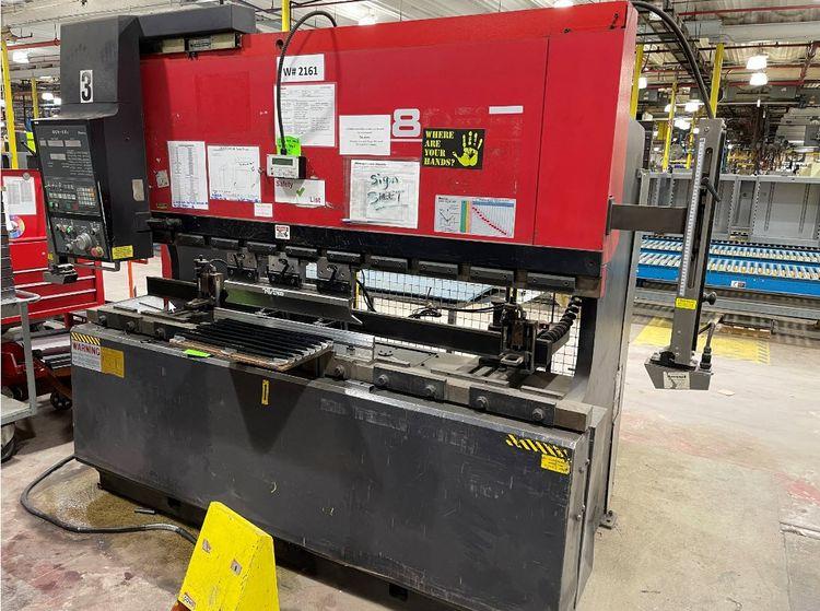 Amada FBD-8020E CNC Press Brake 88 Ton
