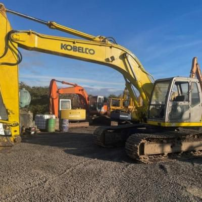 Kobelco sk220lc Excavator