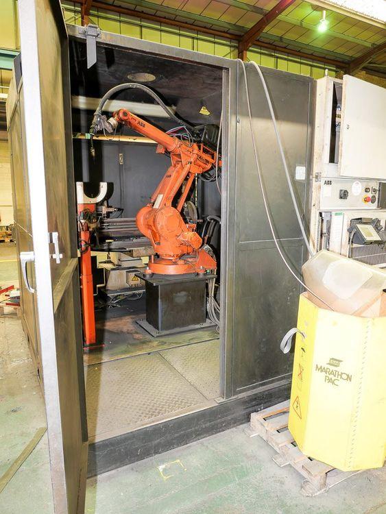 ASEA Brown Boveri (ABB) IRB 1400_2000rok 6 Axis 5 kg