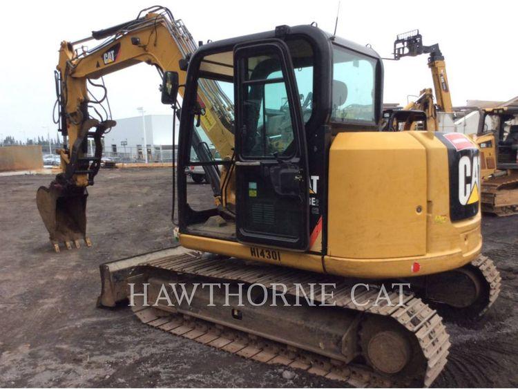 Caterpillar 308E2CRSB TRACK EXCAVATORS