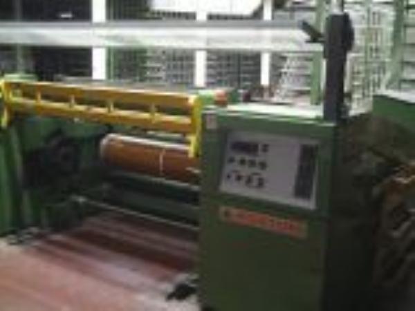 Rostoni ODT 22, Direct warping machine