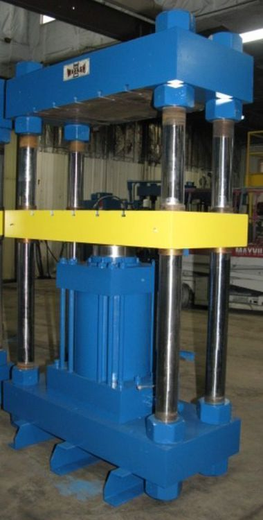 Wabash UP-ACTING FOUR-POST HYDRAULIC PRESS