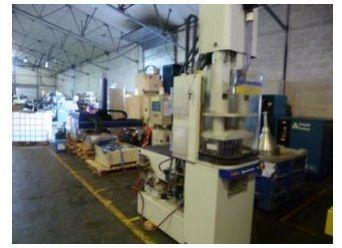 Battenfeld PLUS 350 V 70 35 Ton