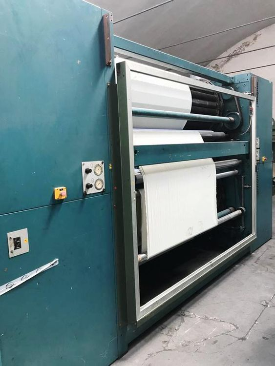Lafer GSMI 180 Cm Emerizing machines