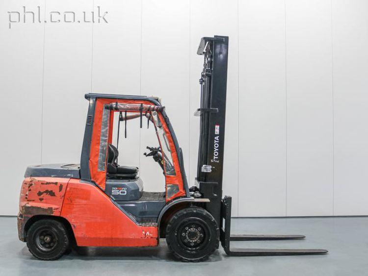 Toyota 40-8FD50N 5000kg