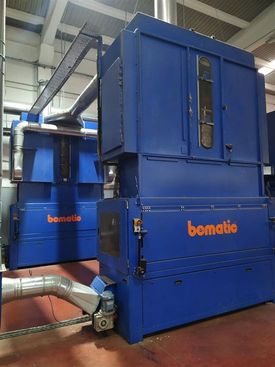 2 Bematic Bemablow fine openers, each machine is available separately, yoc: 2016, ww: 2.5 m