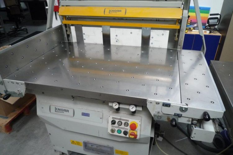 Knorr Jogger w/press-rollers