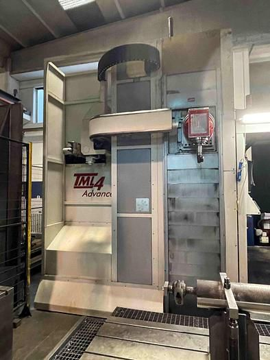 Tiger TML 4 CNC 3 Axis