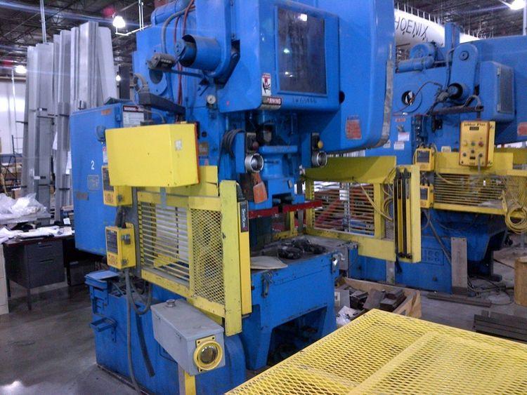 Bliss C-60, OBI Press Machine Max. 60 Ton