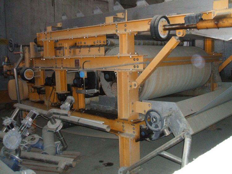 Sernagiotto Double Wire Sludge Press