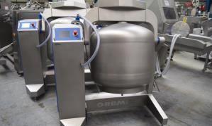 Orbmix MV300, Vacuum Tumbler