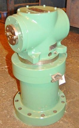 Giddings & Lewis C Right Angle Milling Attachment