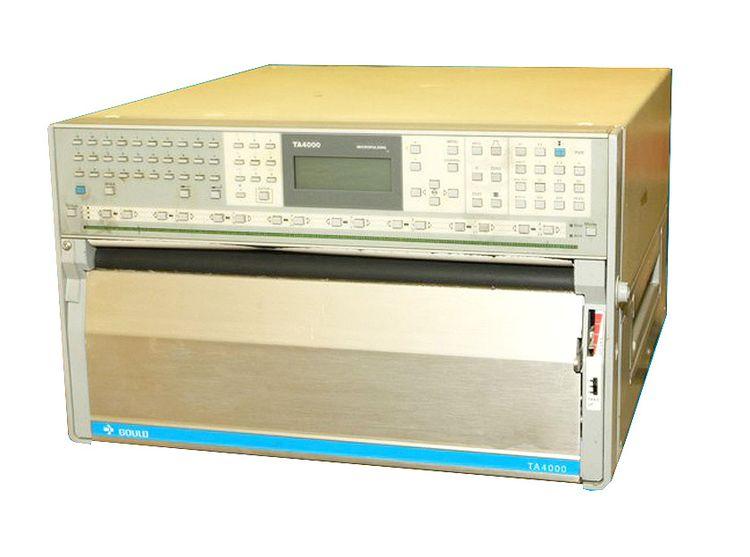 Gould TA4000 Logic Analyzer