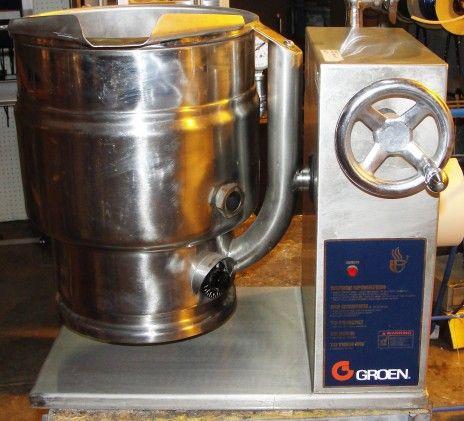 Groen TDBC-20 Electric Tilt Kettle