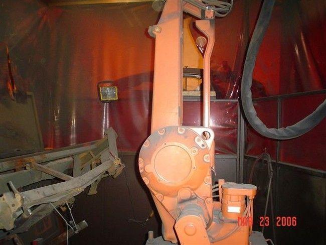 ASEA Brown Boveri (ABB) IRB2400M98A 7 Axis 250 Kg