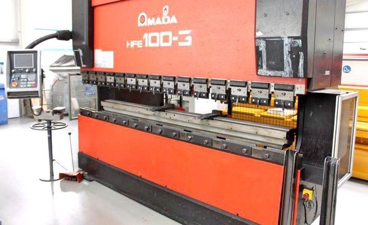 Amada HFE-100.3 100 Ton