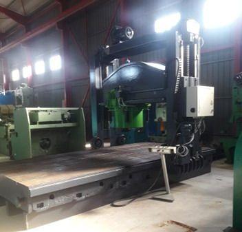 PORTAL STRAIGHTENING PRESS 450 Ton
