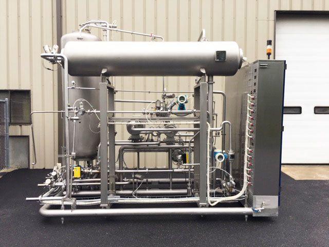 Krones Contiflow Carbonator - Mixer