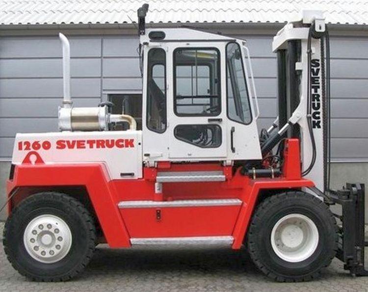 SVETruck 1260-30 12000 kg