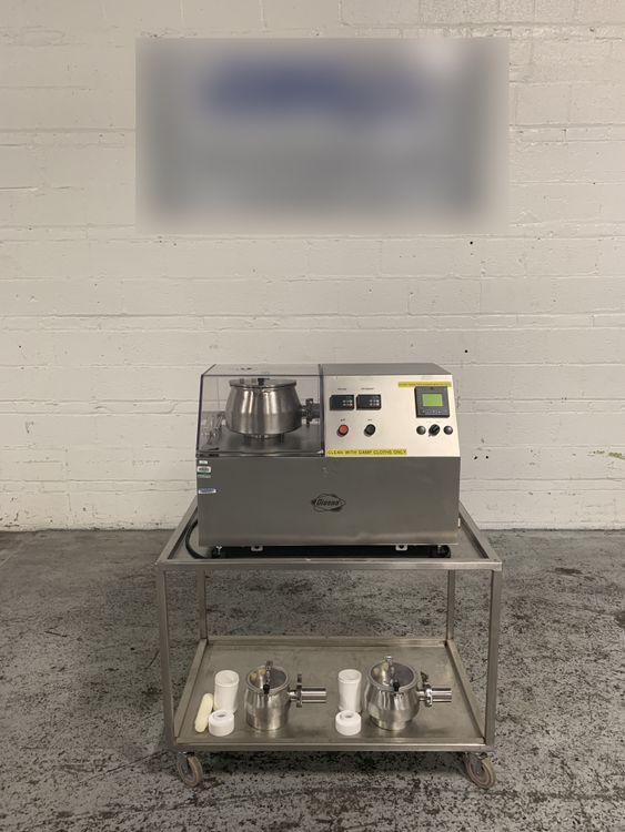 Diosna P1/6 High Shear Mixer