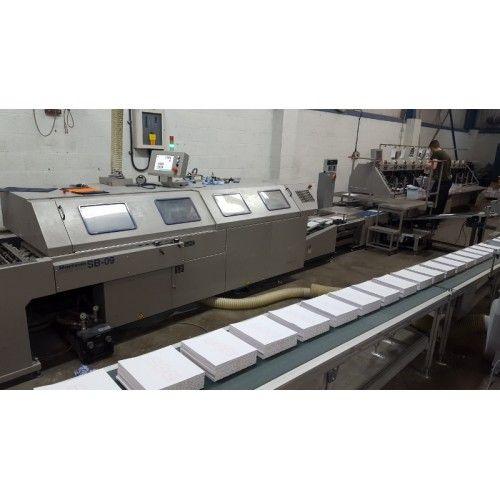 Horizon CABS4000, Binding Line