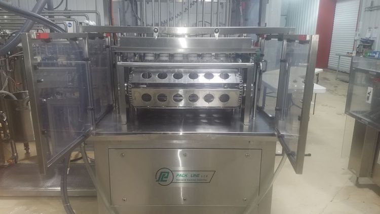 Pack Line PXM-6 Inline Fully Automatic Filling & Sealing Machine