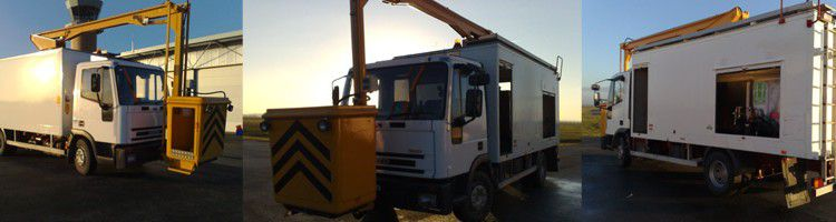 Iveco LORRY MOUNTED DEICER