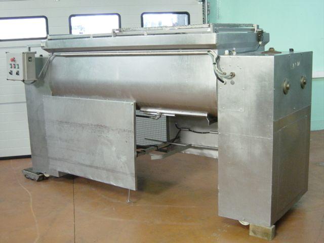 Lozzelli 1000L Mixer