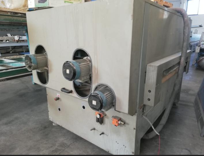 Sorbini VS 31 AC, BRUSHING-CLEANING MACHINE