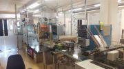 UHLMANN UPS 4 + C 100 220 x 284 mm Blister Packing Line