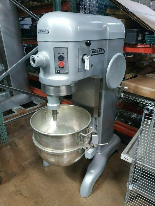 Hobart H600 Dough Mixer