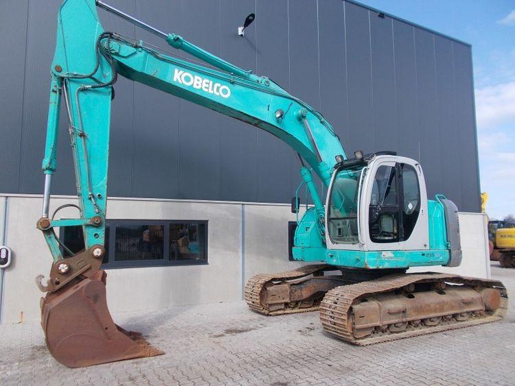 Kobelco SK235SR Excavator